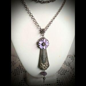 Handmade Spoon Necklace